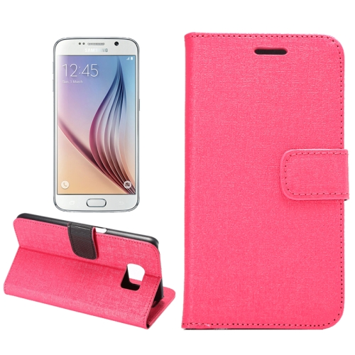 flip case handyh lle f r samsung galaxy s6 pink. Black Bedroom Furniture Sets. Home Design Ideas